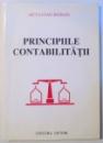 PRINCIPIILE CONTABILITATII de OCTAVIAN BOJIAN , 1999