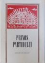 PRINOS PARTIDULUI  - CULEGERE DE VERSURI , 1986