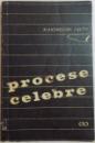 PROCESE CELEBRE de MAXIMILIAN JACTA , 1969
