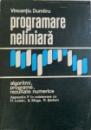 PROGRAMARE NELINIARA  - ALGORITMI , PROGRAME , REZULTATE NUMERICE de VINCENTIU DUMITRU , 1975