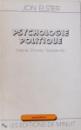 PSYCHOLOGIE POLITIQUE ( VEYNE , ZINOVIEV , TOCQUEVILLE ) par JON ELSTER , 1990