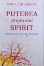 PUTEREA PROPRIULUI SPIRIT  - GHID PENTRU O VIATA PLINA DE BUCURII de SONIA CHOQUETTE , 2013
