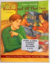 READING AND ALL THAT JAZZ , TUNING UP YOUR READING , THINKING AND STUDY SKILLS by PETER MATHER , RITA MCCARTHY