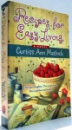 RECIPES FOR EASY LIVING by CURTISS ANN MATLOCK, 2003
