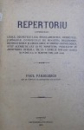 REPERTORIU CUPRINZAND LEGILE , DECRETELE  - LEGI ....PUBLICATE IN