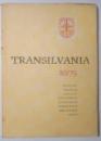 REVISTA TRANSILVANIA NR. 10 / 73 , SERIE NOUA ANUL II (LXXIX )