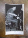 Richter Sviatoslav, fotografie originala cu semnatura olografa