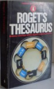 ROGET ' S THESAURUS OF ENGLISH WORDS AND PHARASES , 1966