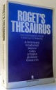 ROGET`S THESAURUS, THE EVERYMAN EDITION by DC BROWNING , 1987