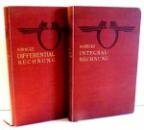 SAMMLUNG VON AUFGABEN AUS DER DIFFERENTIAL RECHNUNG VOL. I - II  von HERMANN AMSTEIN , 1903