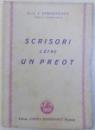 SCRISORI CATRE UN PREOT de I. SIMIONESCU , EDITIA  I ,  1943