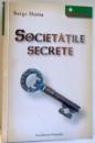 SOCIETATILE SECRETE de SERGE HUTIN