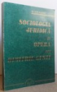SOCIOLOGIA JURIDICA IN OPERA LUI DIMITRIE GUSTI de ION VLADUT , 1997