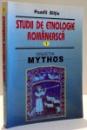 STUDII DE ETNOLOGIE ROMANEASCA de PAMFIL BILTIU , 2003