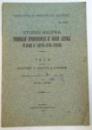 STUDIU ASUPRA EMORAGIILOR INTRAPERITOANEALE DE ORIGINA GENITALA , IN AFARA DE SARCINA EXTRA-UTERINA , TEZA PENTRU DOCTORAT IN MEDICINA SI CHIRURGIE , 1924