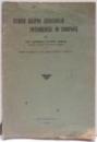 STUDIU ASUPRA SERVICIULUI INTENDENTEI IN CAMPANIE de CUSEN VASILE , 1929