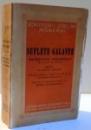 SUFLETE GALANTE, TREI PIESE de J.M. SYNGE, LORD DUNSANY, R.E. SHERWOOD , 1946
