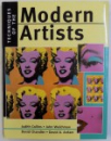 TECHNIQUES OF THE MODERN ARTISTS by JUDITH COLLINS...DAVID A . ANFAM , 2001