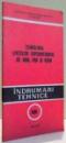 TEHNOLOGIA LIVEZILOR SUPERINTENSIVE DE MAR , PAR SI VISIN , INDRUMARI TEHNICE 1980