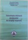 TEHNOLOGIA OBTINERII PRODUSELOR DE ORIGINE VEGETALA de RAZVAN DANIEL COTIANU ... FLORENTINA EREMIAM 2011