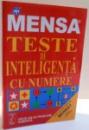 TESTE DE INTELIGENTA CU NUMERE de HAROLD GALE , 1993