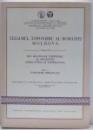 TEZAURUL TOPONIMIC AL ROMANIEI MOLDOVA de DRAGOS MOLDOVANU , VOL II : MIC DICTIONAR TOPONIMIC AL MOLDOVEI , PARTEA 1 , 2014