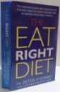 THE EAT RIGHT DIET de PETER D'ADAMO SI CATHERINE WHITNEY , 1998