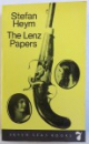 THE LENZ PAPERS by STEFAN HEYM , 1968