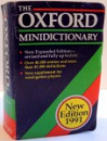 THE OXFORD MINIDICTIONARY , 1991