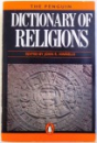 THE PENGUIN DICTIONARY OF RELIGIONS  - edited by JOHN R. HINNELLS