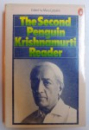 THE SECOND PENGUIN KRISHNAMURTI READER edited by MARY LUTYENS ,  1988