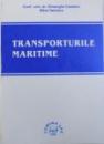 TRANSPORTURILE MARITIME de GHEORGHE CARAIANI si MIHAI SERESCU , 1998