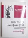TRATAT DE DREPT INTERNATIONAL PRIVAT de ION P. FILIPESCU si ANDREI I. FILIPESCU , 2005