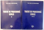 TRATAT DE PROCEDURA CIVILA de PROF. UNIV. DR. ION DELEANU, VOL I-II , 2000