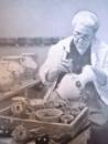 UNGARISCHE VOLKSKUNST , 1955