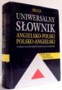UNIWERSALNY SLOWNIK , ANGIELSKO-POLSKI , POLSKO-ANGIELSKI by MARIA SZKUTNIK