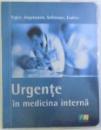 URGENTE IN MEDICINA INTERNA  - GHID DE BUZUNAR de ANDREAS EIGLER ..STEFAN ENDERS , 2010
