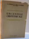 URGENTELE OBSTETRICALE de A. PANDELE ... O. VAGO , 1955