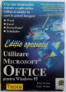 UTILIZARE MICROSOFT OFFICE PENTRU WINDOWS 95 de RICK WINTER si PATTY WINTER , 1998