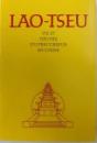 VIE ET OEUVRE DU PRECURSEUR EN CHINE de LAO-TSEU, 1989
