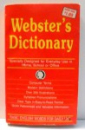 WEBSTER'S DICTIONARY by K. NICHOLS , 1991