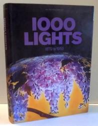 1000 LIGHTS 1879 TO 1959 de CHARLOTTE & PETER FIELL , 2005