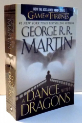 A DANCE WITH DRAGONS by GEORGE R. R. MARTIN , 2011