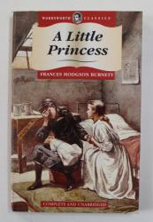 A LITTLE PRINCESS by FRANCES HODGSON BURNETT , 1994