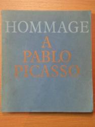 HOMMAGE A PABLO PICASSO ,PARIS NOVEMBRE 1966 FEVRIER 1967