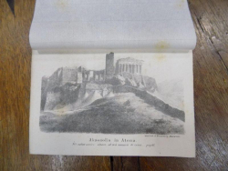 Acropolis in Atena 1857