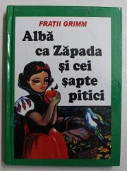 ALBA CA ZAPADA SI CEI SAPTE PITICI de FRATII GRIMM , 2005