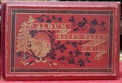 ALBUM FOTO VERLAG VON C. WILD IN BADEN-BADEN