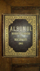 Albumul Bisericii Slobozia din Bucuresti 1903