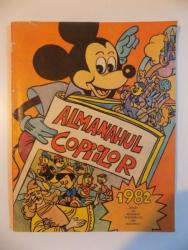 ALMANAHUL COPIILOR , EDITAT DE ASOCIATIA SCRIITORILOR DIN BUCURESTI , 1982